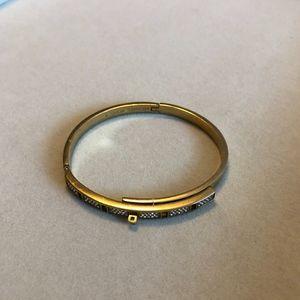 Michael Kors Turnlock Bangle Bracelet